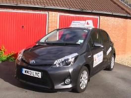 Grey Car - Motorway Driving Lessons in Weston-super-Mare, Avon